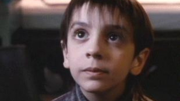 The five creepiest children in film.