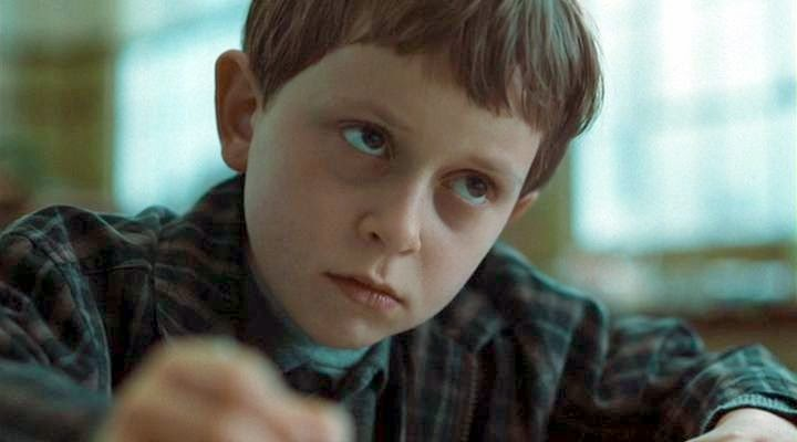 The five creepiest children in film