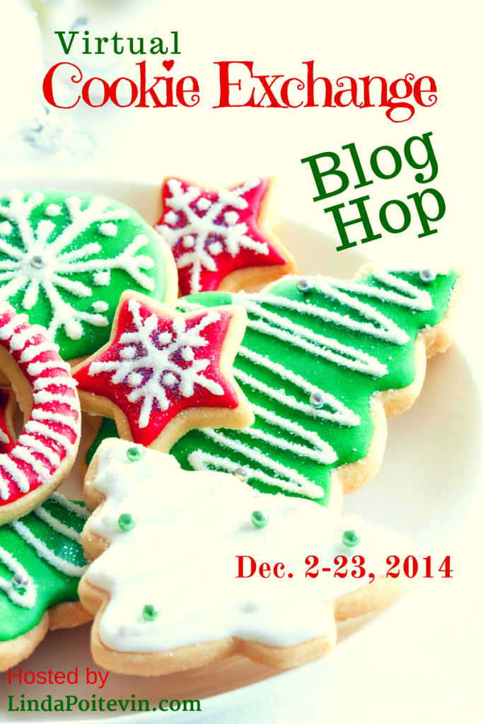 Holiday Treats: The Virtual Cookie Exchange Blog Hop