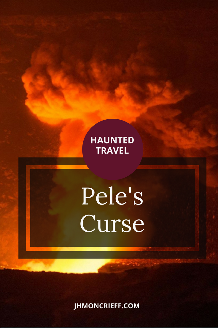 Mysterious Places: Curse of the Volcano Goddess