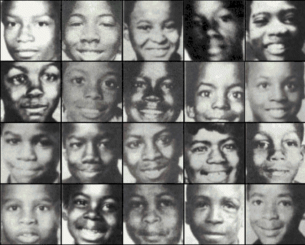 Unsolved Mysteries: Who killed Atlanta's children? - J H