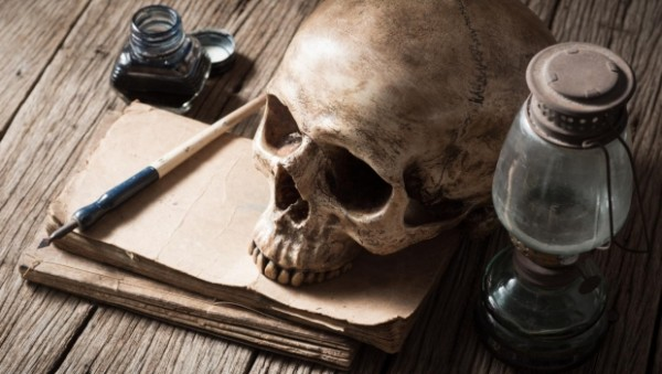 Confessions of a horror writer