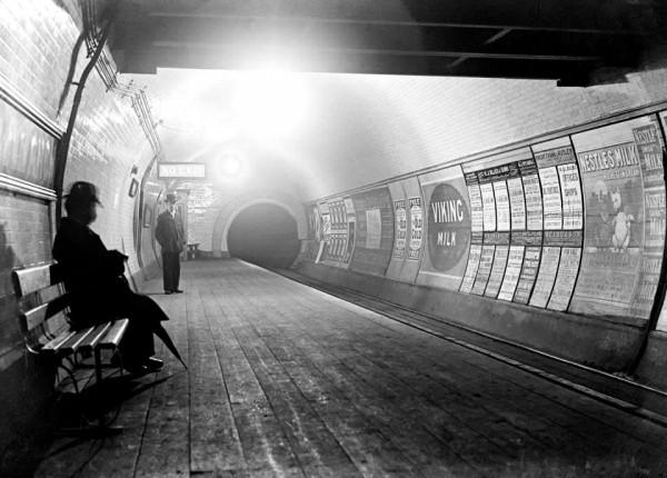 London's haunted underground