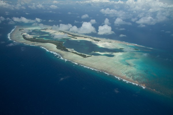 The cursed island