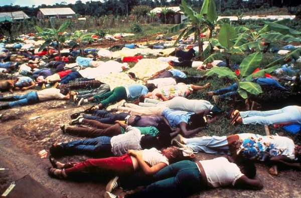 Mysterious Places: Jonestown
