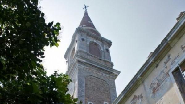 Poveglia bell tower