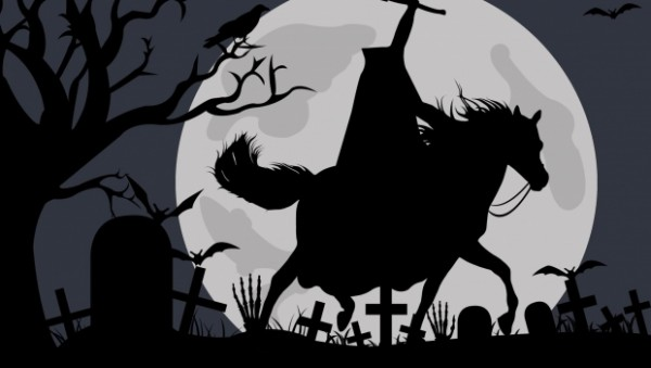 The true story of the Headless Horseman