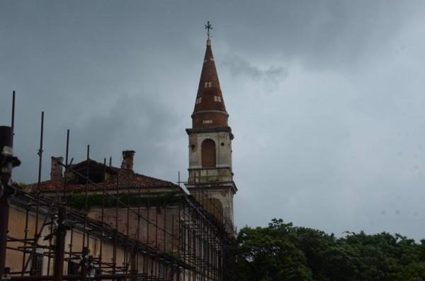 Poveglia tower exterior www.jhmoncrieff.com