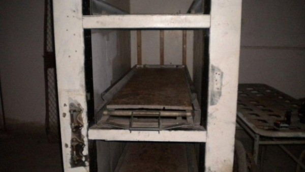 Morgue at Waverly Hills