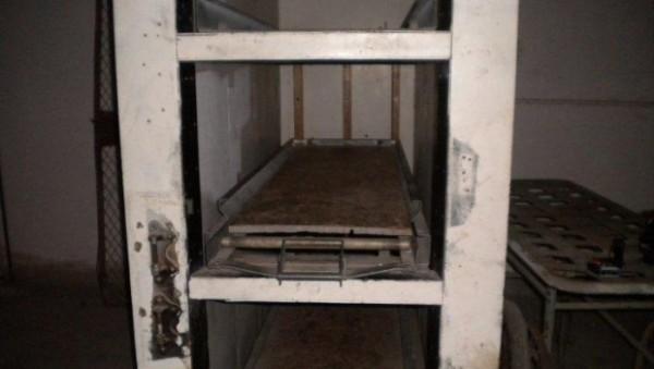 Morgue at Waverly Hills