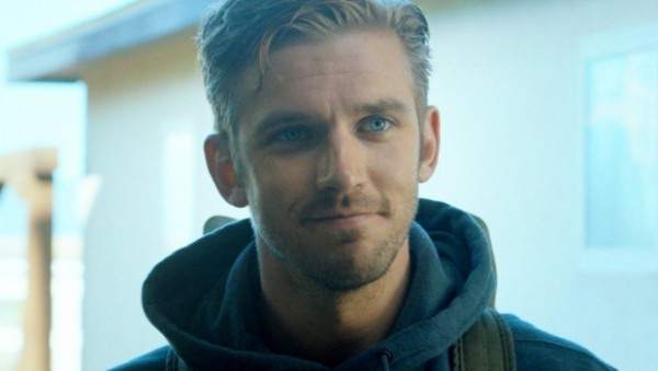 Dan Stevens is The Guest who's impossible to resist.