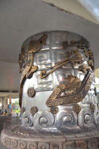 Haunted Shanghai: Dragon pillar