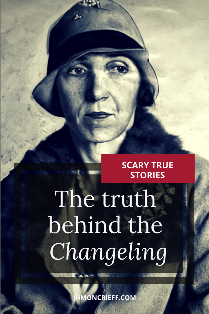 The bizarre true story behind the Changeling. When Christine Collins' little boy went missing, an imposter claimed to be her son. When she told the LAPD that he wasn't her child, the police had her COMMITTED!
