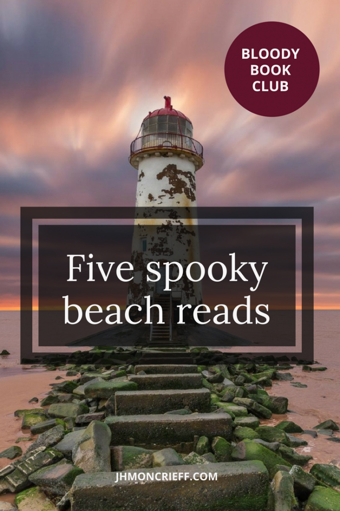 Five spooky beach reads