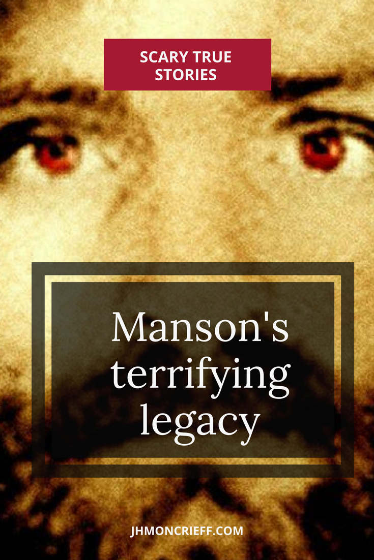6a1481c2e Charles Manson is dead. Why should we care