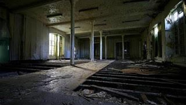 The famous haunted hospital of North Wales