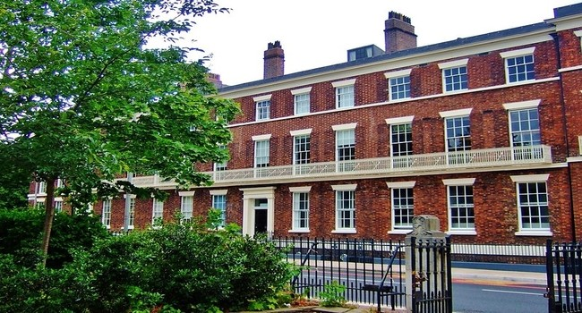 The haunting of Abercromby Square
