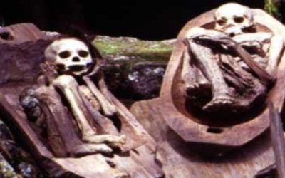 The mystery of the Kabayan Mummies