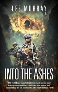 Into the Ashes by Lee Murray