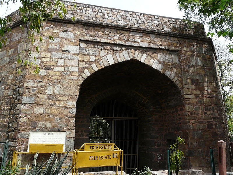 Mysterious Places: India's Bloodied Door