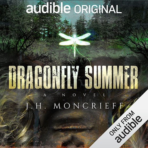 Dragonfly Summer by J.H. Moncrieff